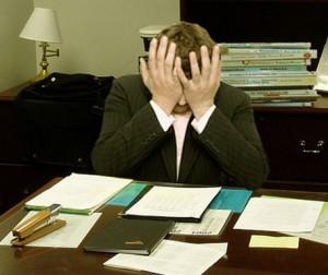 Many jobs involve sitting all day