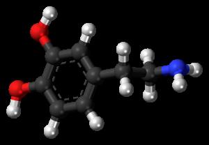 Dopamine_3D_ball